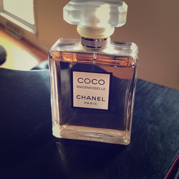 Chanel Other Coco Mademoiselle Perfume 34 Fl Oz Poshmark